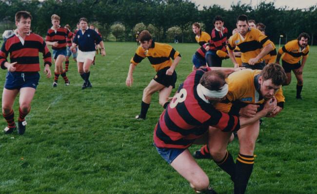 Annan RFC: 1990s