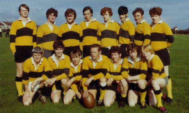 Annan RFC: 1969/1970