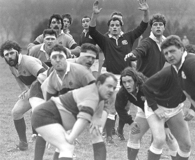 Annan RFC: 1980s