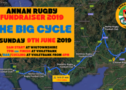 The Big Cycle - Fundraiser 2019