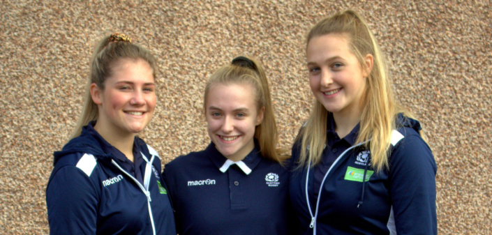 Scotland Futures - Lexie, Lily and Ellie