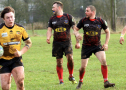 1st XV v Stewartry