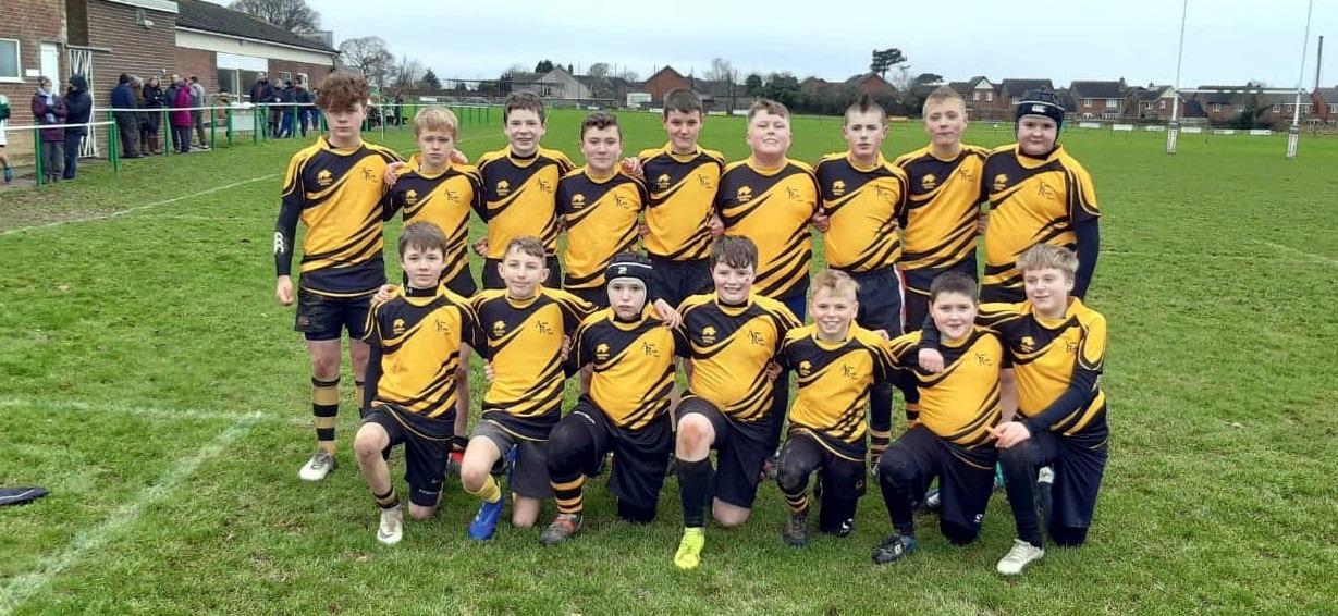 The U14 Tigers