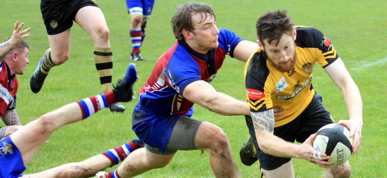 Annan 1st XV v Irvine