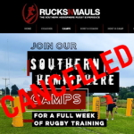 Cancelled: Rucks'n'Mauls Summer Camp