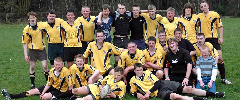 U18 Glasgow Bowl Winners