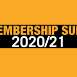 MEMBERSHIP SUBS 2020/21
