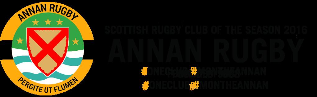 Annan Rugby